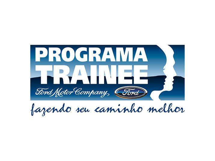 Logo para o Programa de Trainee da Ford Motor Company