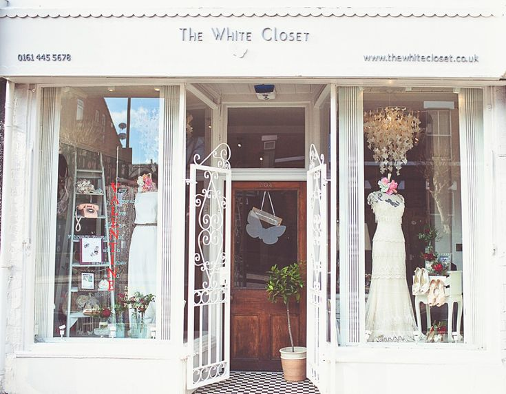 The White Closet Bridal Boutique, West Didsbury, Manchester