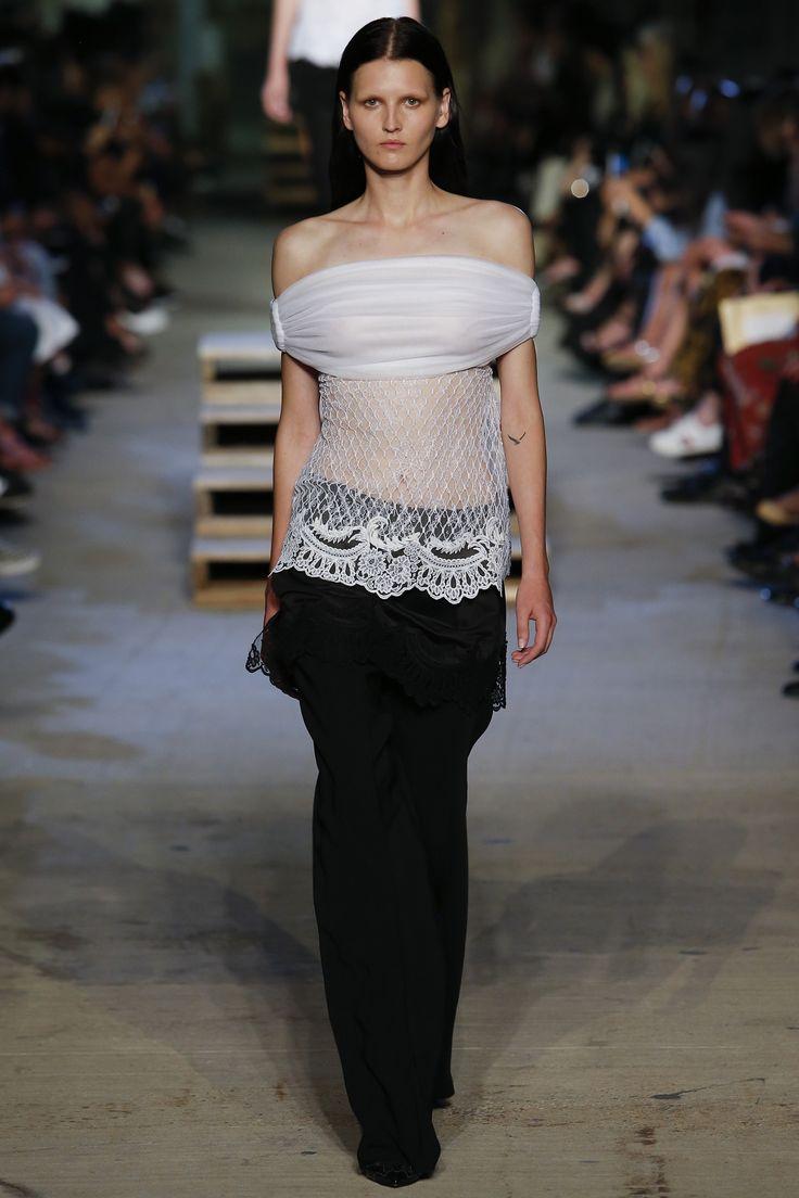 Givenchy Spring 2016 Ready to Wear Collection Photos   Vogue