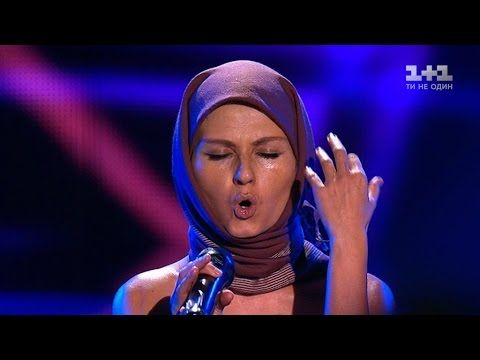 "Katya Chilly ""Svetlytsa"" - blind Audition – The Voice of Ukraine – season 7 - YouTube"