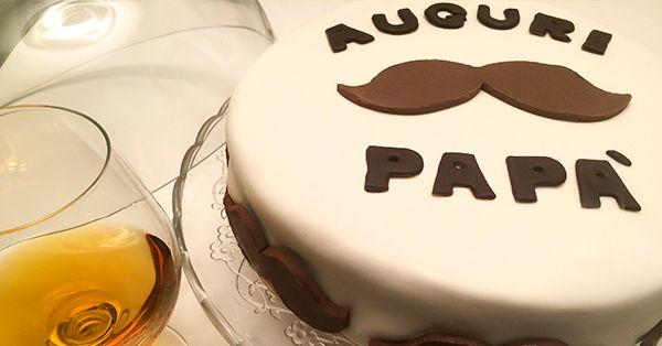 #Torta al #cioccolato per la Festa del #Papà - dolcidee.it
