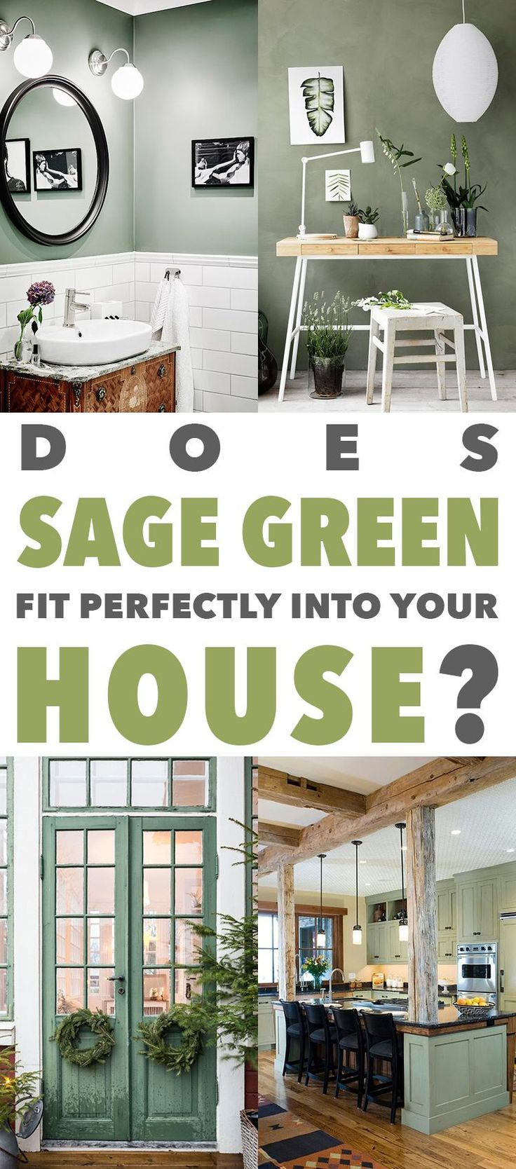 Best 25 sage green paint ideas on pinterest green paint - What color is sage green ...