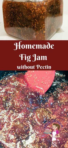 CLASSIC FIG JAM WITH LESS SUGAR – HOW TO FIG JAM This homemade fig jam recipe is…