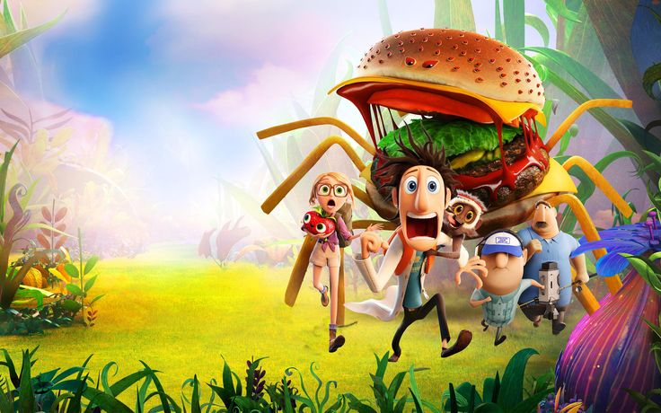 2013 Movie Cloudy With A Chance Of Meatballs 2 Wallpaper  #2013 #Chance #Cloudy #Meatballs #Movie #Wallpaper #With Check more at https://wallpaperfree.org/movies-wallpapers/2013-movie-cloudy-with-a-chance-of-meatballs-2-wallpaper-2