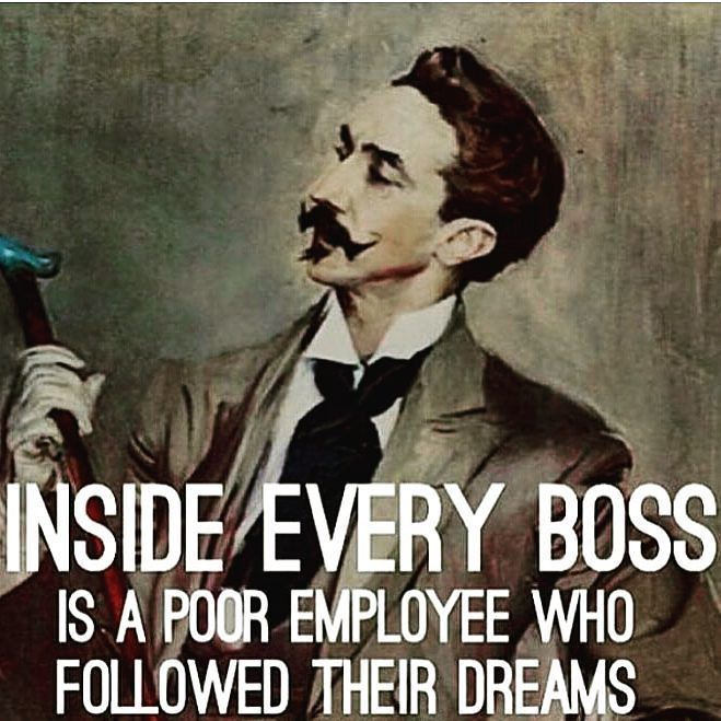 The Ultimate Truth.. #boss #dreams  #followyourdreams
