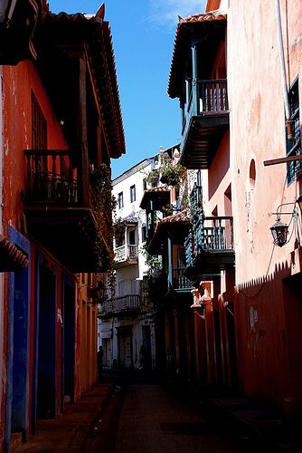Cartagena old town | Flickr: Intercambio de fotos