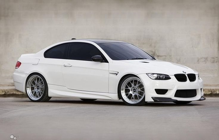 White | BMW M3 E92 - The White Shark - Car tuning and Modified CarsCar tuning ...