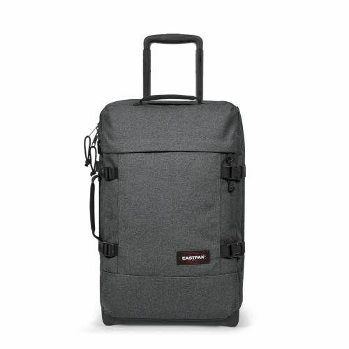 From 79.94 Eastpak Tranverz S Wheeled Luggage - 42 L Black Denim