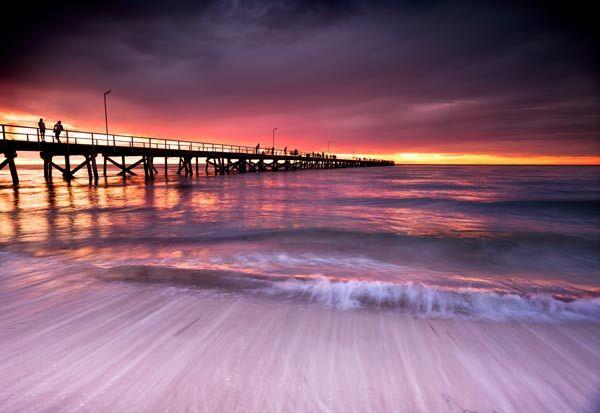 Adelaide, Australia - beach.