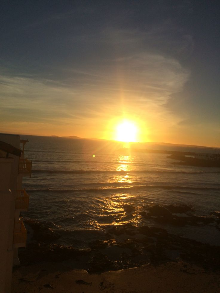Sunset , Langebaan WC