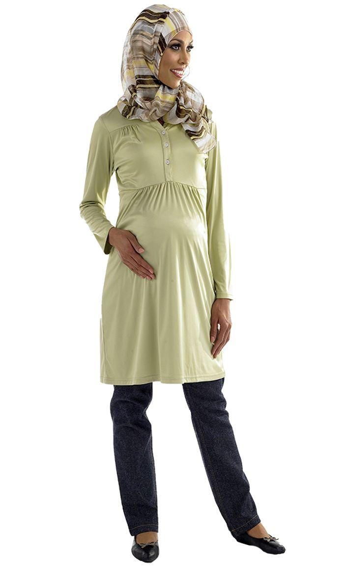 Saeeda Maternity Abaya - Price: $19.99 - Sku ID : LKM3