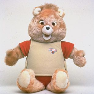 Teddy Ruxpin!! I always wanted one but never had my own. Always had to plays with my friends...
