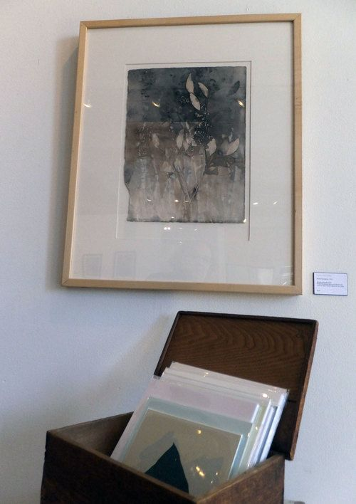 Inked & Dyed at Still Point Gallery — Christine Mauersberger