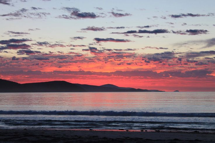 Middleton Beach Sunset, Albany