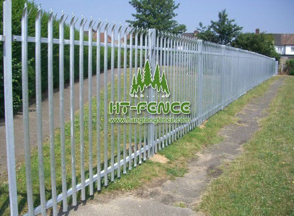D Pale Palisadefence Offers The Best There Is In A Security Fence A Durable Versatile Fence At A Cost Effective Price Muro Com Grade Grades Muro