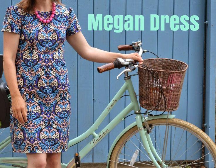 Kitchen Table Sewing: Megan Dress