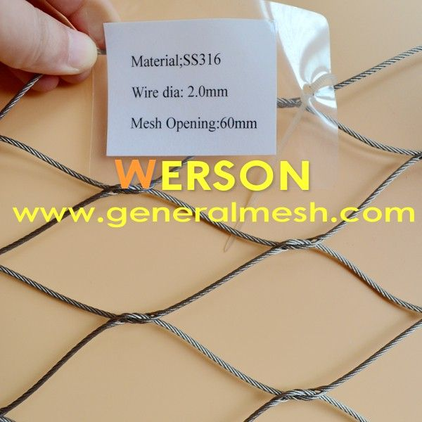 X-TEND Stainless Steel Architectural Cable Mesh ,x tend stainless steel cable mesh ,x tend stainless steel cable mesh net,x tend stainless steel rope mesh , X-tend Cable Mesh Balustrade For Bath and Bridge, rope sleeve stainless steel,Flexible stainless steel rope mesh,Webnet stainless steel mesh ,Webnet zoo enclosure mesh