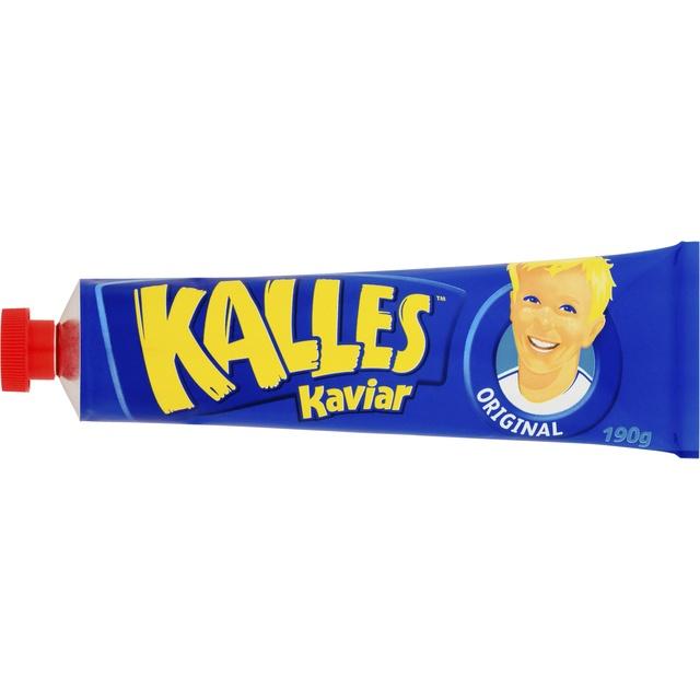 Kalles Kaviar = Göteborg. Specifically, breakfast at the Radisson Blu on Södra Hamngatan.