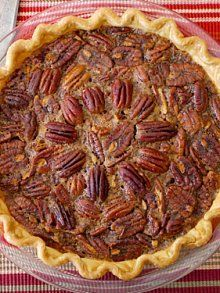 Classic Pecan Pie (with no corn syrup).