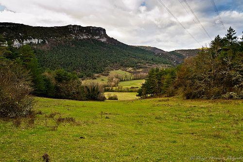 Valle de la Sierra de Arcena - Arcena mountains valley