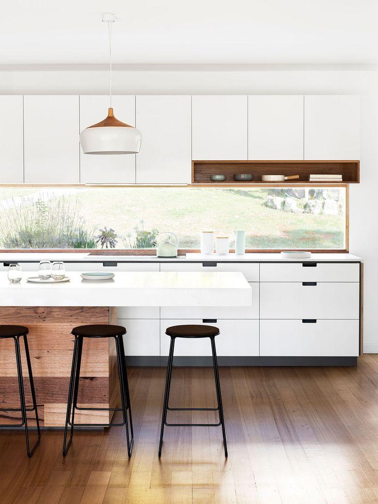 Cantilever Interiors Custom Kitchen - The Boulevard