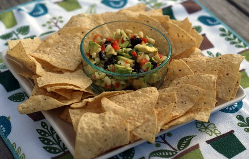 California Pizza Kitchen White Corn Guacamole -- This was soo good at CPK the other day. Let's hope this copy-cat recipe tastes as good.