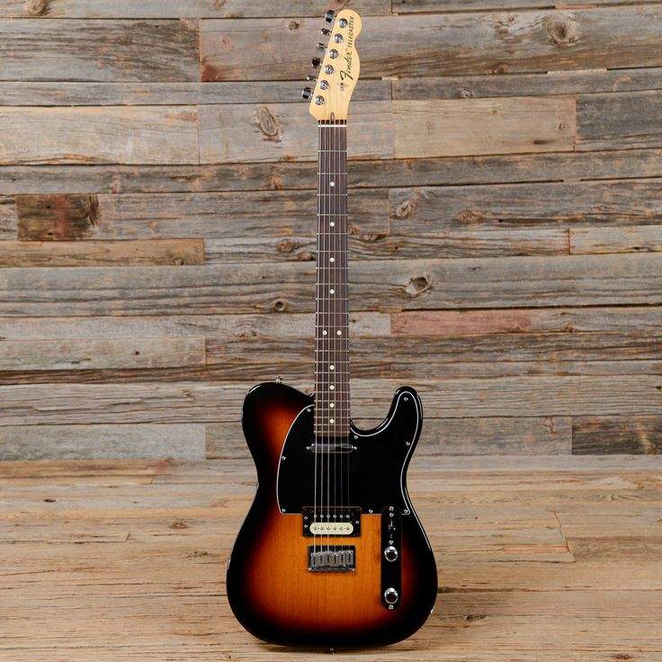 Fender USA Professional Standard Telecaster HS Sunburst 2013 (s380)