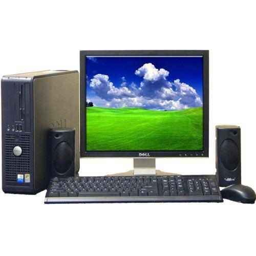 Dell GX620 DUAL CORE 3.0 Ghz. Super Fast GX Computer, Huge 1TB  tech specs
