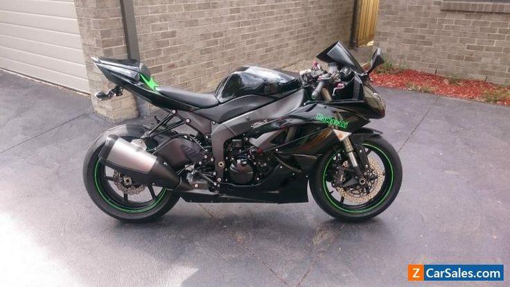 2009 Kawasaki Ninja ZX6R #kawasaki #zx6r #forsale #australia