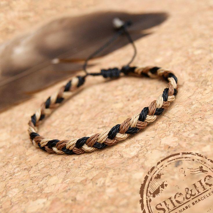 brais bracelet, men style, men jewelry,
