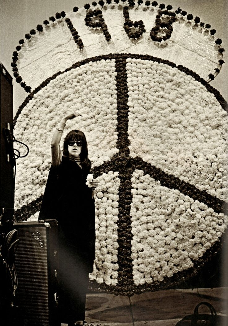 Grace Slick by Jim Marshall,1968