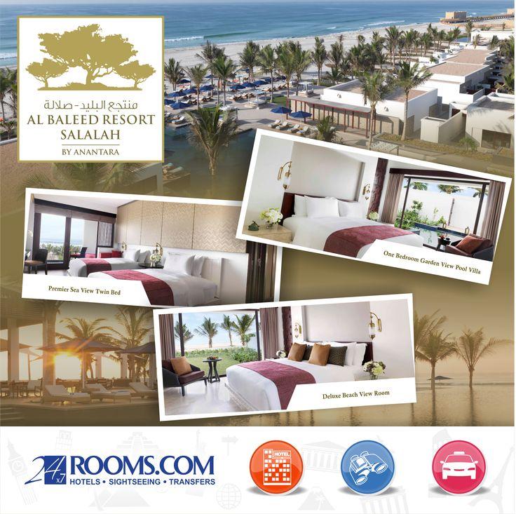 Book Al Baleed Resort Salalah by Anantara with 24x7rooms.com (http://24x7rooms.co.uk/al-baleed-resort-salalah)