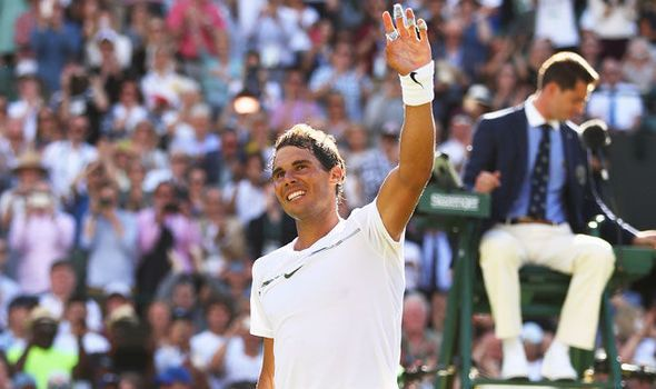 Wimbledon 2017: Rafael Nadal earns Tim Henmans praise for beating John Millman