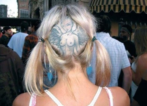 boobsTattoo Ideas, Head Tattoo, Stupid Tattoo, Bad Tattoo, Girls Hairstyles, Crazy Tattoo, Wtf Tattoo, A Tattoo, Inside Tattoo