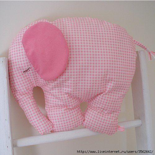 elphant pillow