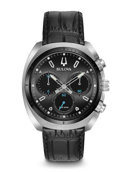 98A155 Men's Curv Chronograph Watch