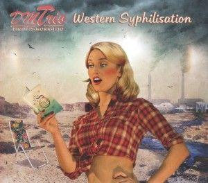 Dimitris Monn Trio - Western Syphilisation