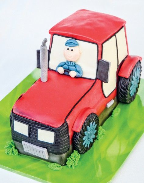 Modelujeme s Dortománií: Traktor s výbušným nákladem | Hobbymanie.tv - ta nejlepší stáj pro všechny vaše koníčky