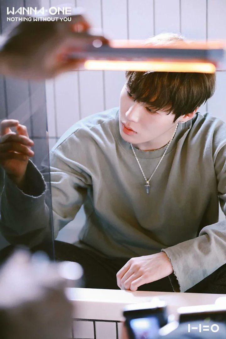 Wanna One 1st Mini Album Repackage '1-1=0 (Nothing Without You)' Behind Cut 2/2 #WannaOne #Beautiful #HaSungwoon #Sungwoon #Produce101