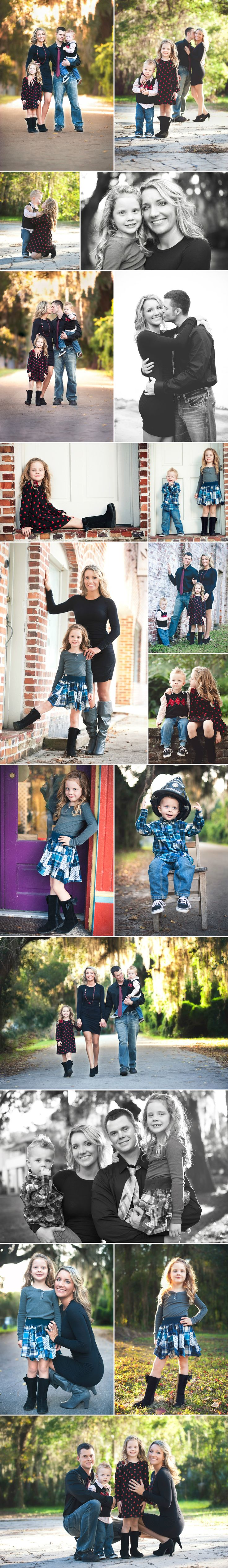 Gainesville, FL Family Photographer   Micanopy J Family Session   Manic Mother Photography
