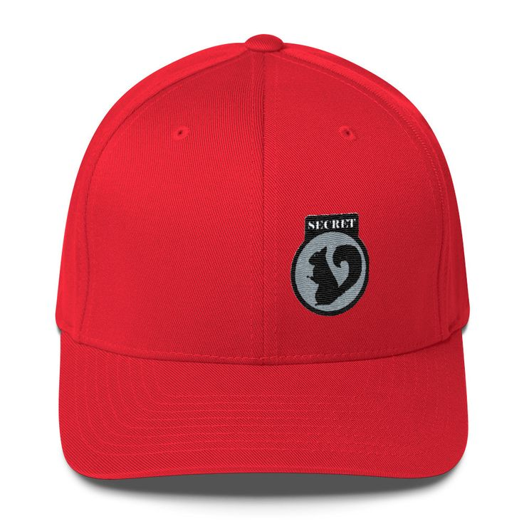 Hammer Bros Secret Squirrel Flexfit Cap