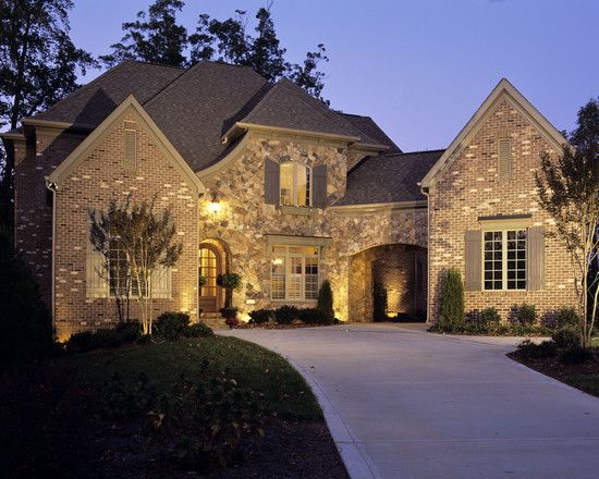 Houses With Stone Exterior Design, Pictures, Remodel, Decor And Ideas    Page 4