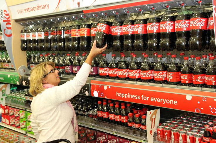 Raising the Bar High - Beverages - Supermarket Chain