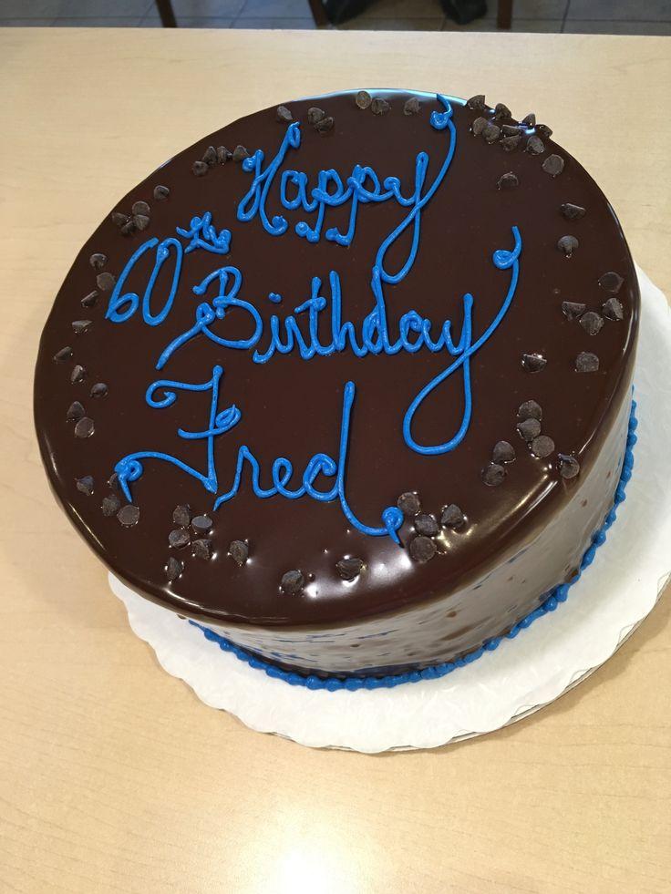 "Chocolate ""Cream Dream"", a decadent dark chocolate cake layered with Chantilly & mini chocolate chips enrobes in Chocolate Glaze!"
