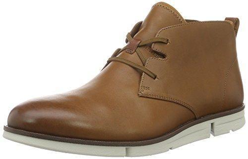 Oferta: 140€ Dto: -40%. Comprar Ofertas de Clarks Trigen, Botines para Hombre, Marrón (Tan Leather), 42.5 EU barato. ¡Mira las ofertas!