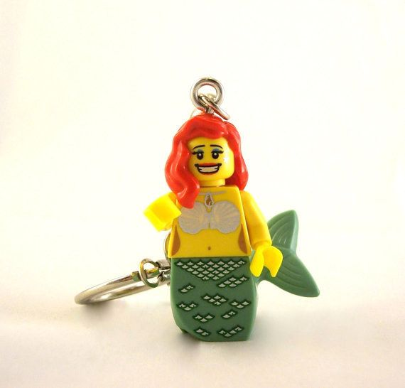 """Ariel key chain, $12-$14 