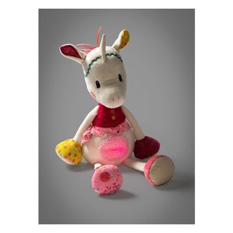 Louise licorne veilleuse musicale Lilliputiens - http://www.lilliputiens.be/fr/10134-louise-licorne-veilleuse-musicale.html