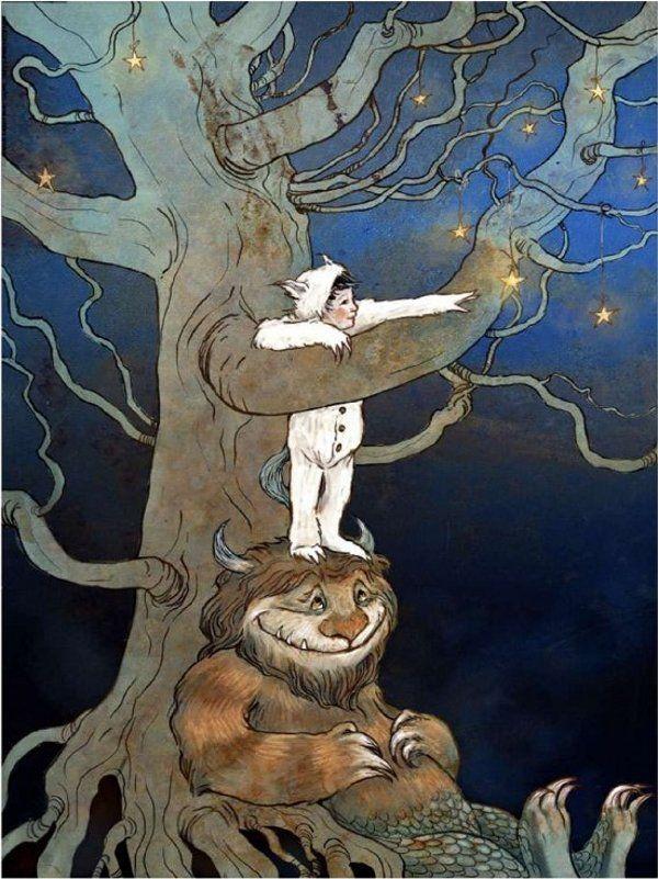 Fairy-Tale-Art-by-Erin-Kelso-16.jpg 600×801 pixels