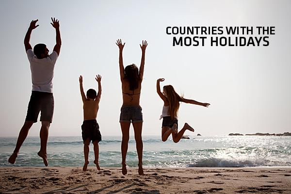 Countries with the Best Holiday Entitlements