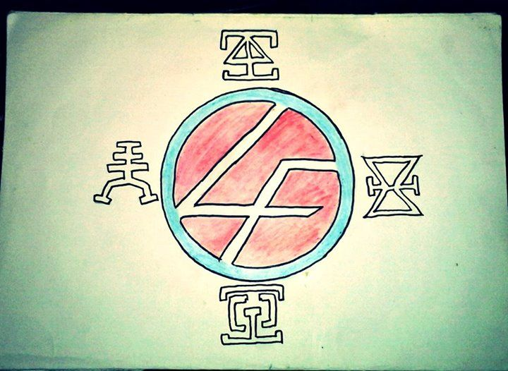 my new art nature of earth 4 element